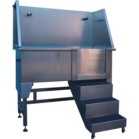 High Class Stainless Steel Dog Bath Rjbts 163 1 195 00