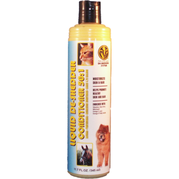 Dogs can benefit greatly from conditioner being used after a bath. Conditioners can seal the hair shafts of the fur, reducing moisture loss and the itching that comes with it. They also can benefit from their coats becoming silky and easier to groom. However, all conditioners are not created equal.