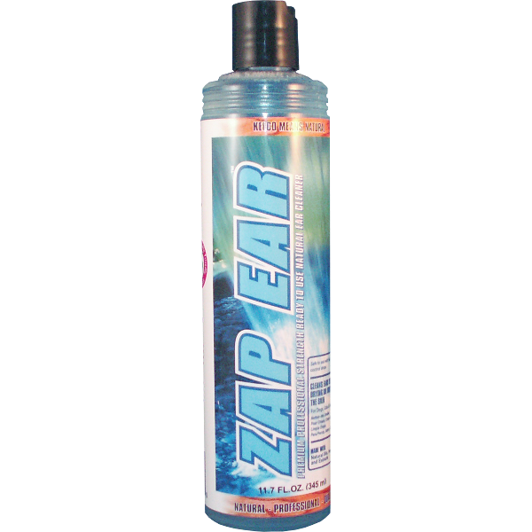 Kelco Zap Ear Cleaner: 355ml
