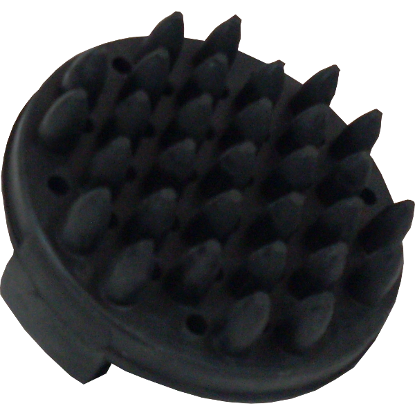 Lincoln Circular Rubber Curry Comb Li7118 163 4 79